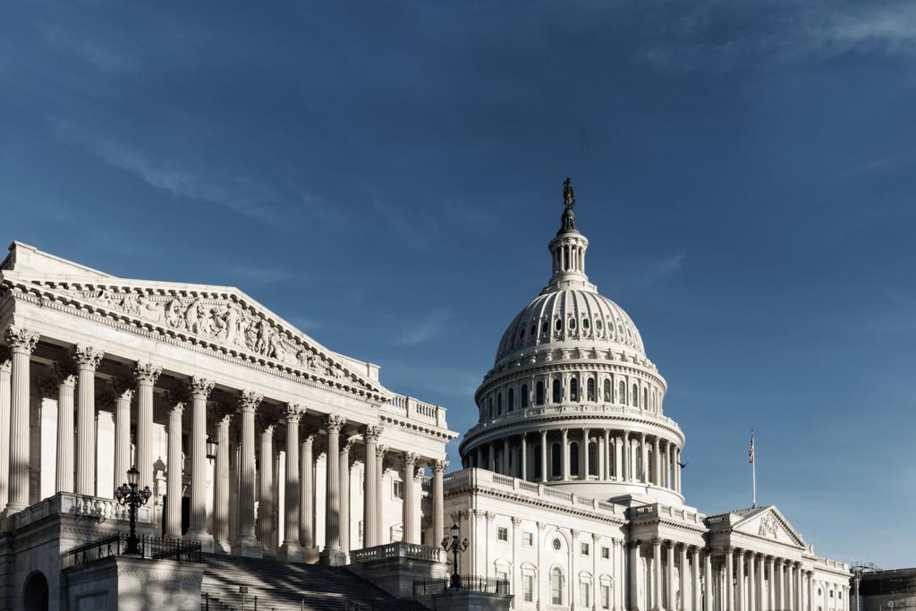 Foto Capitolio, Washington-DC